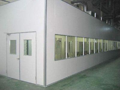 你知道彩钢板隔墙的优点及其施工工艺吗?