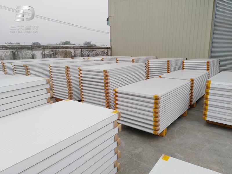 净化板系列-泡沫夹芯板-彩钢夹芯板