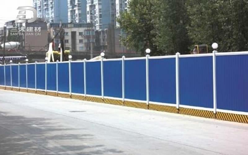 围墙-泡沫板