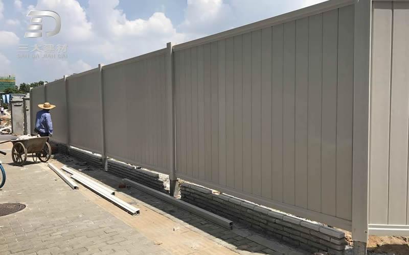 围墙-单板