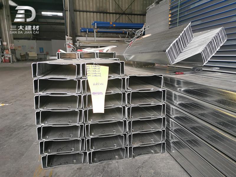 钢结构配件-C型槽