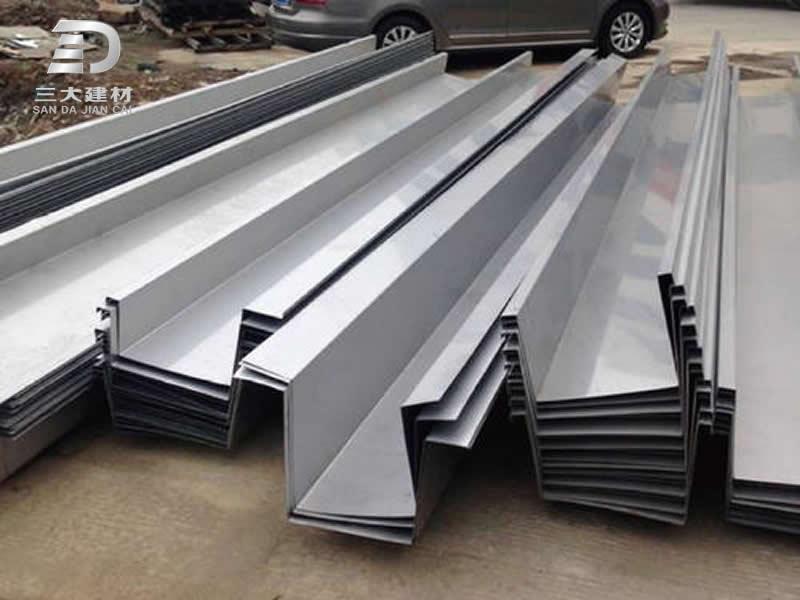 钢结构配件-不锈钢水槽