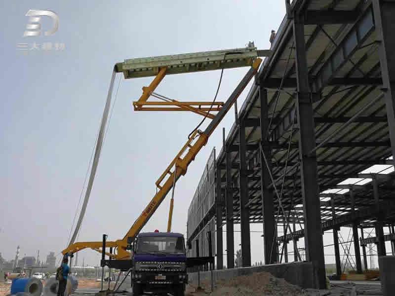 屋面板系例-高空压瓦