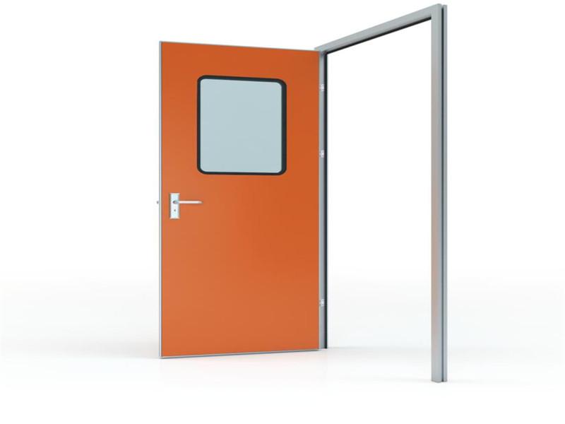 50#净化彩钢板平开门(40门扇)