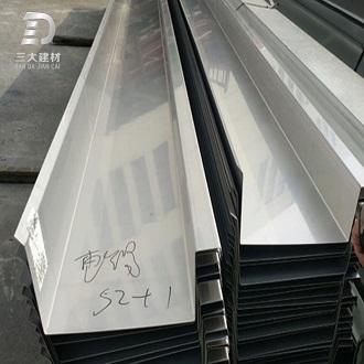 不锈钢天沟是什么?不锈钢天沟的价格安装规范
